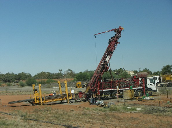 Wanna be a Rig Pig - How to be a Drillers Offsider - Cribhut