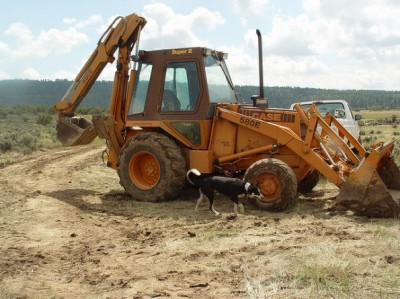 Digging and Moving Materials – How to be a Backhoe Operator