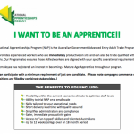 How to get Your Employer to Give You an Adult Apprenticeship