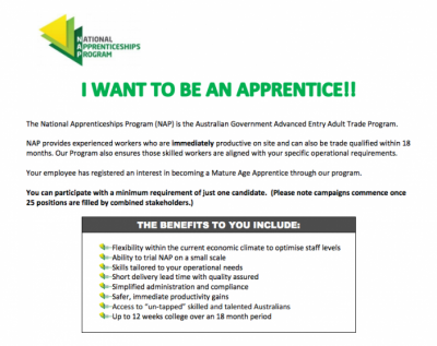 nsw adult apprenticeship