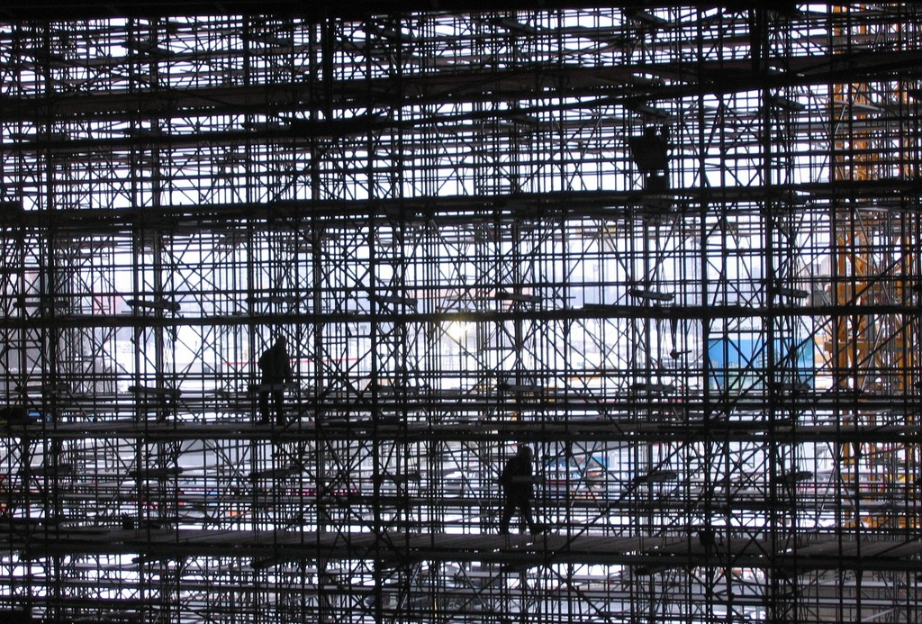Scaffold Courses