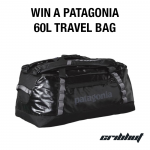 Win a 60L Patagonia Travel Bag for Your Next FIFO Gig