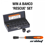Win a BAHCO 'Rescue' Set