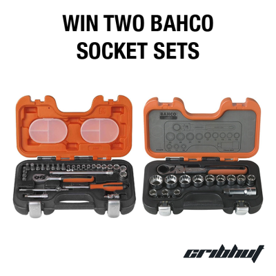 Win 2 BAHCO Socket Sets